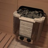 Sauna Electric heater Sawo Cumulus 4.5kW, With integrated control unit