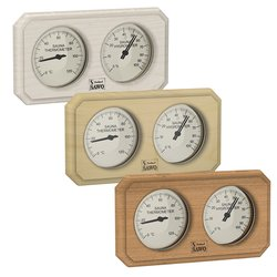 Sawo Thermo-Hygrometer 221-TH, Rectangular