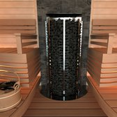 Sauna Electric heater Sawo Tower Wall TH3 3.5kW, Without contactor, without control unit