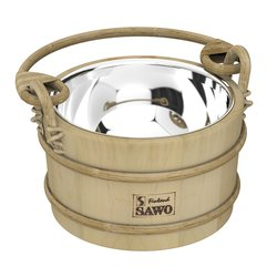 Sawo Baquet 341-MP, 3L insert inoxydable, pin""