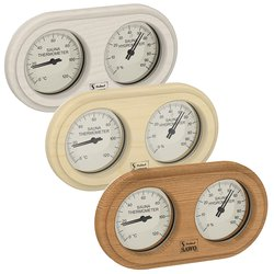Sawo Thermo-Hygrometer 222-TH, Oval
