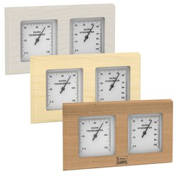 Sawo Thermo-Hygrometer 224-TH, Rectangular