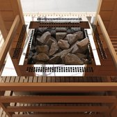 Sauna Electric heater Sawo Taurus 15.0kW, With stone separator