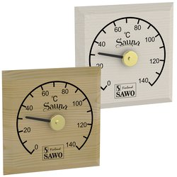 Sawo Thermometer / Hygrometer 105, Normal cut