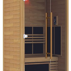 Infrared Sauna Sawo for 2 person
