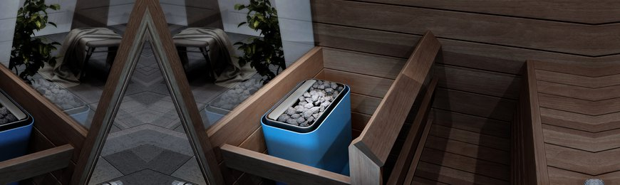 Sauna Electric heaters and accessories