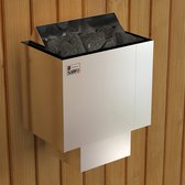 Sauna Electric heater Sawo Nordex Plus 4.5kW, Without contactor, without control unit