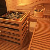 Sauna Electric heater Sawo Taurus 9.0kW, With stone separator